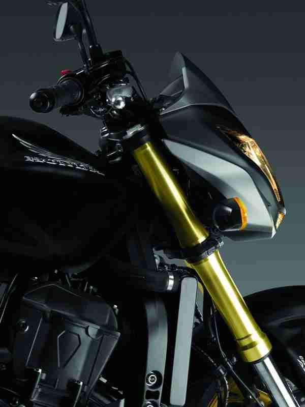 Honda Hornet six hundred 2012 14