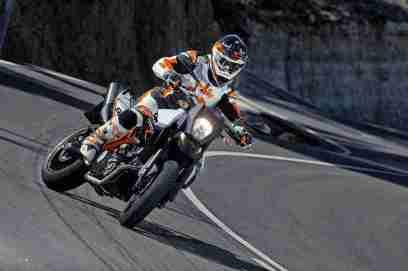 KTM 990 Supermoto R 2012