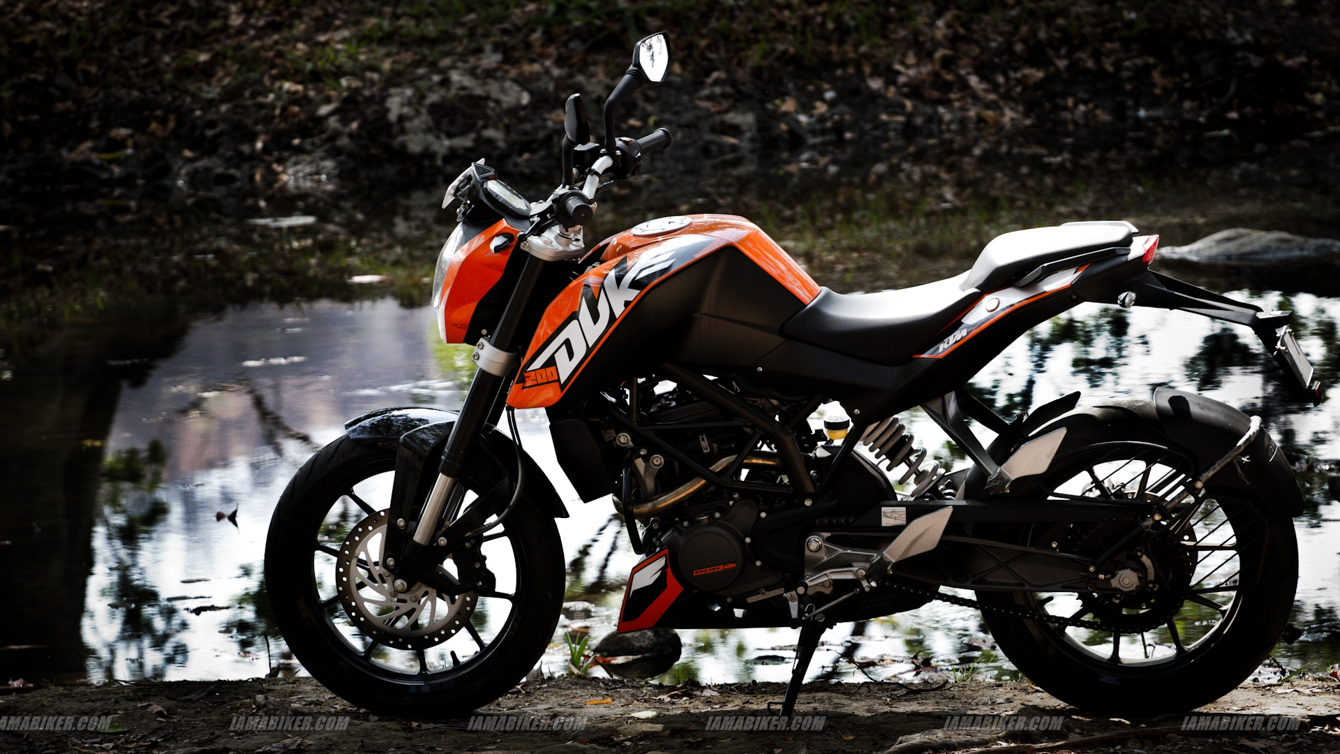 Ktm duke 200 hd wallpapers