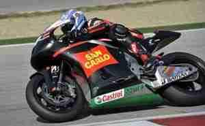 Michele Pirro Honda CRT Imola