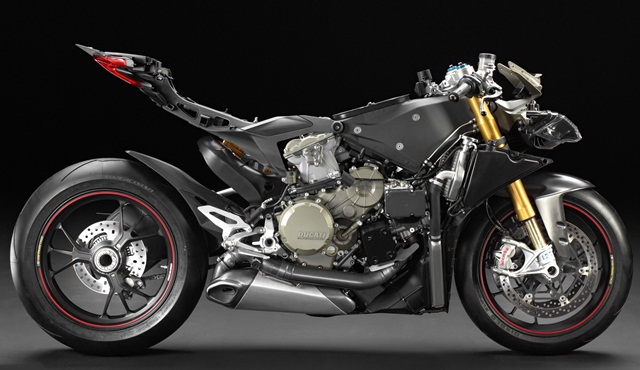 Naked Ducati Panigale 1199
