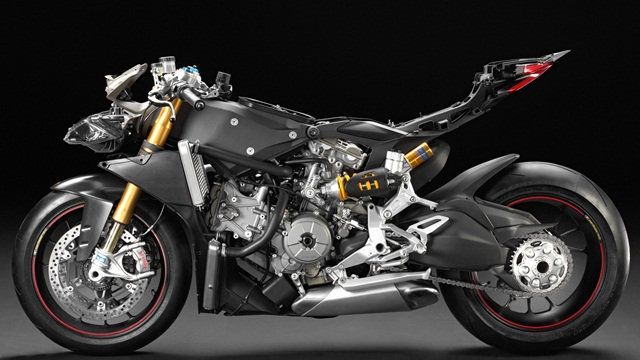 Naked Ducati Panigale 1199 02