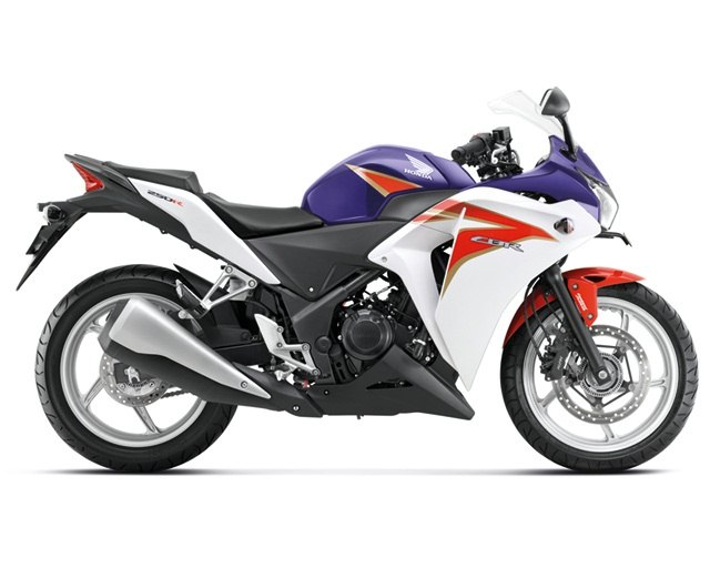 New CBR 250R Colour schemes