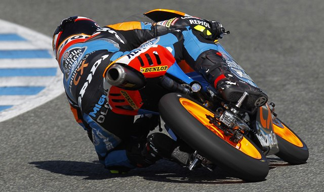 Repsol Moto3 - Jerez official test second day report