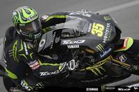 Tech 3 Yamaha Jerez test 2012