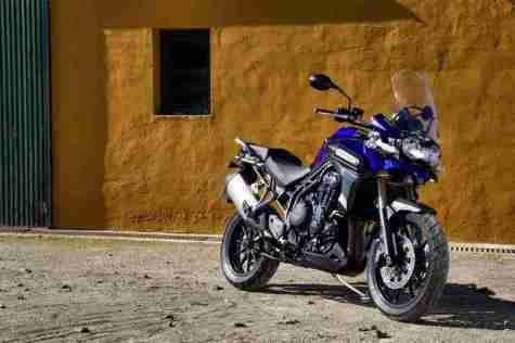 Triumph Tiger Explorer 1200 2012 12