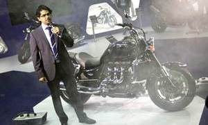 Triumph to set up assembly plant Karnataka