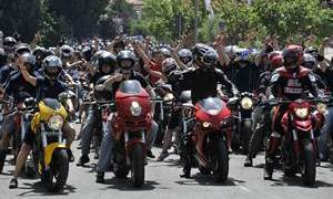 World Ducati Week 2012 - ''The Planet of the Champions''