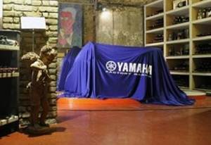 Yamaha MotoGP 2012 livery preview