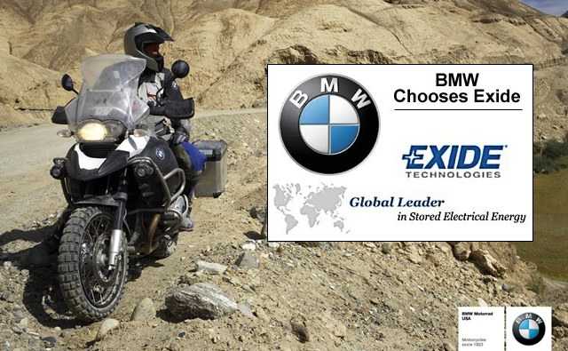 Exide Technologies partners with BMW Motorsport