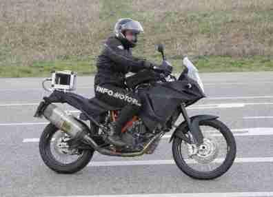 KTM adventure 1290