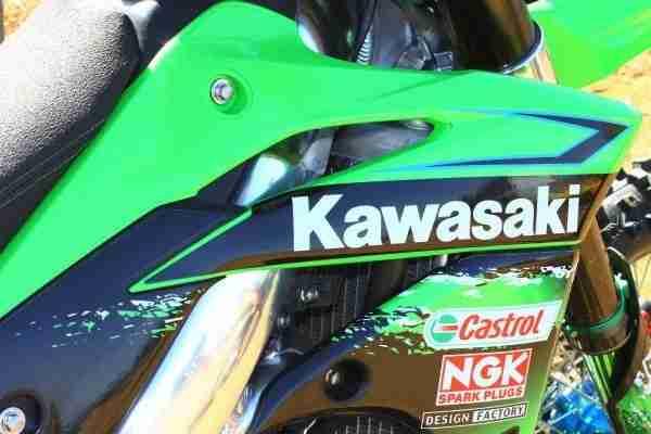 Kawasaki KX250F 2013 04