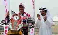 Marc Coma Abu Dhabi Desert Challenge