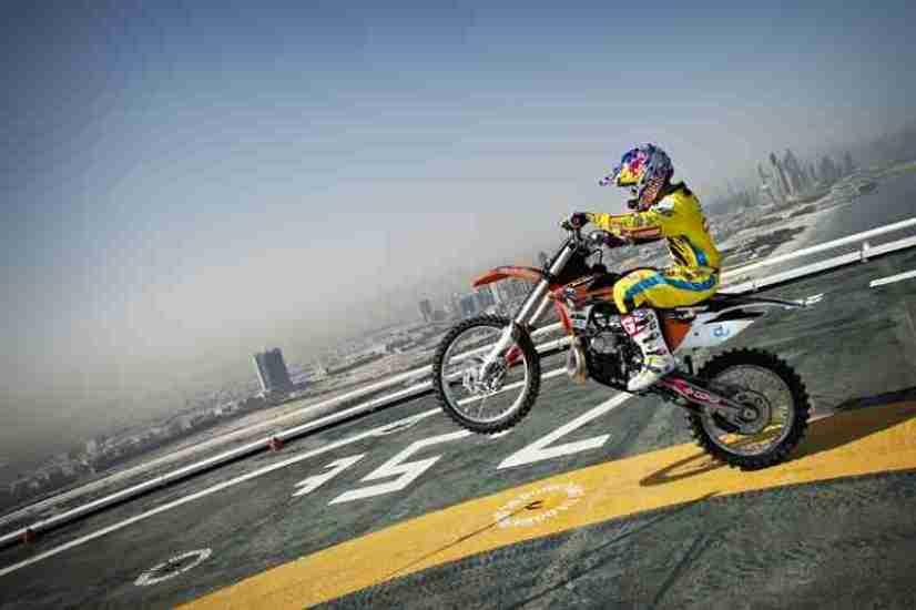 Red Bull X-Fighters 2012 Dubai