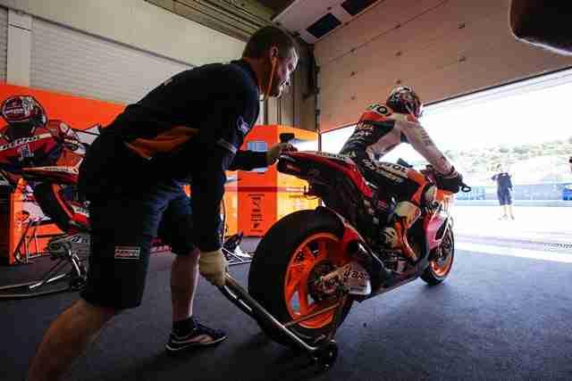 Repsol riders ready for Qatar challenge