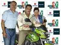 Suzuki Motorcycles India salman khan