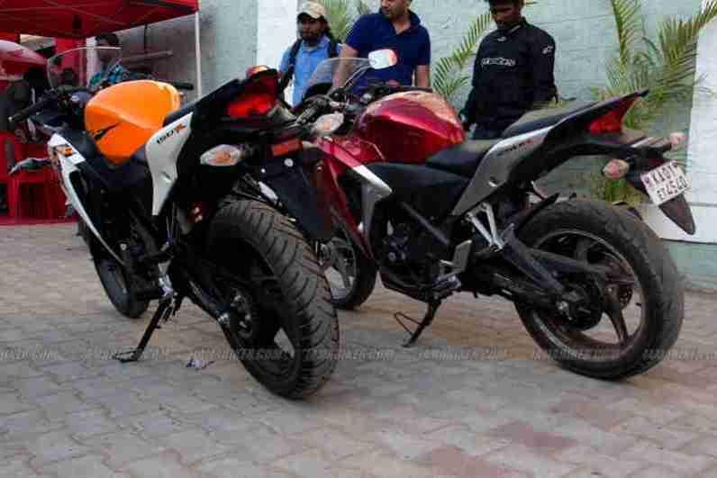 honda cbr 150r india 35