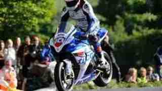 Isle of Man TT 2012 mcGuinness on top