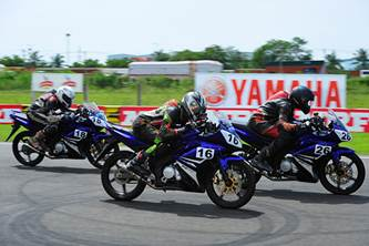 National Two Wheeler Racing Championship