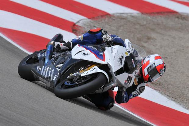 WSBK 2012 Salt Lake City BMW FP2 Superpole report