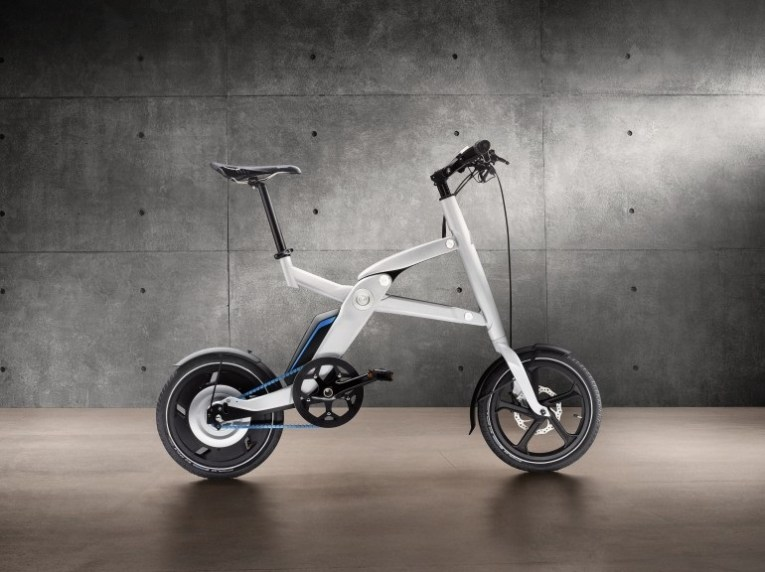 BMW i Pedelec bicycle concept 03