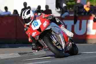 Isle of Man TT 2012 qualifying cut short