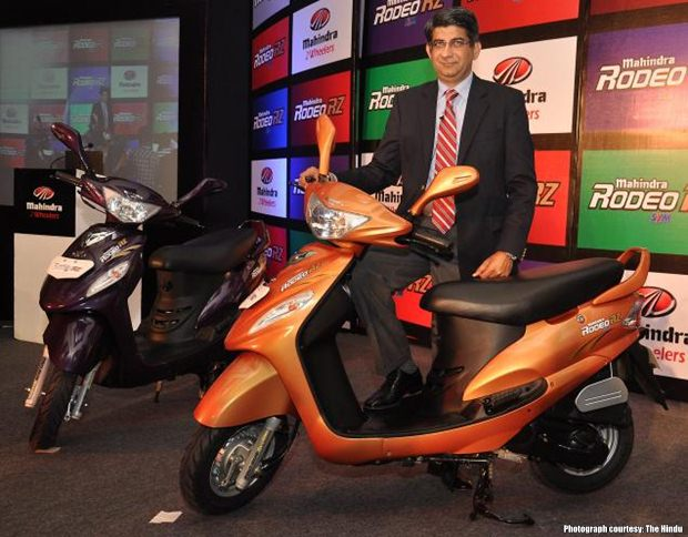 Mahindra Rodeo RZ sports launched