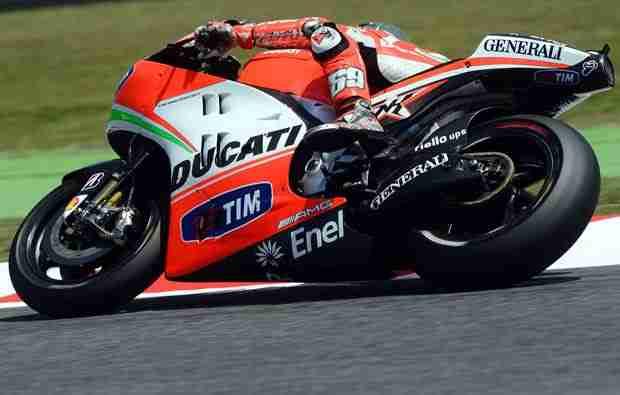 MotoGP Catalunya Ducati qualifying report