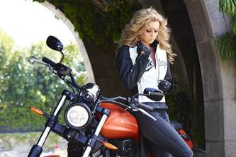 Victory Motorcycles and Playboy playmates
