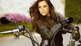 playboy playmates with victory motorcycles