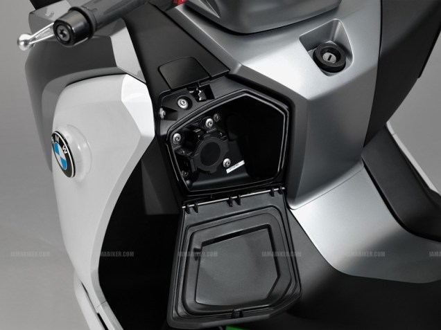 BMW C evolution scooter 01