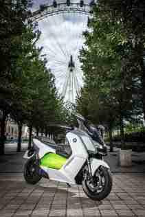 BMW C evolution scooter 03