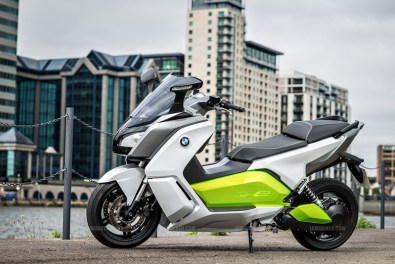 BMW C evolution scooter 19