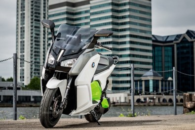 BMW C evolution scooter 20