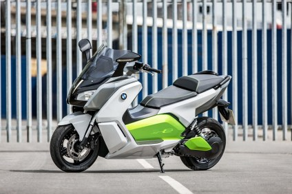 BMW C evolution scooter 21