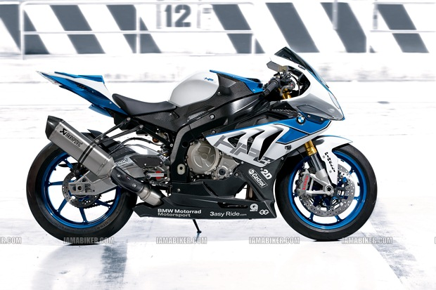 BMW S1000RR HP4 all details