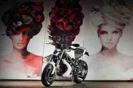 Ducati Monster Bulgari by Vilner customs 15