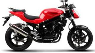 Hyosung GT250 India