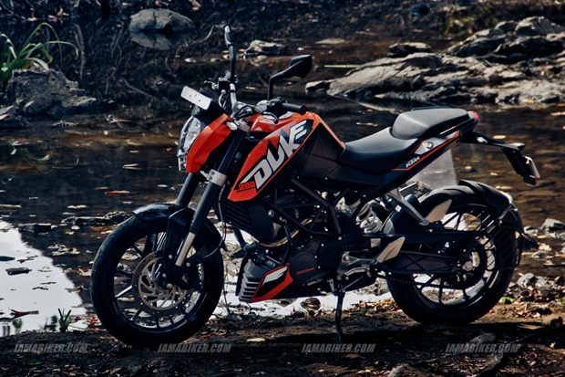 KTM Duke 200 launched in UK