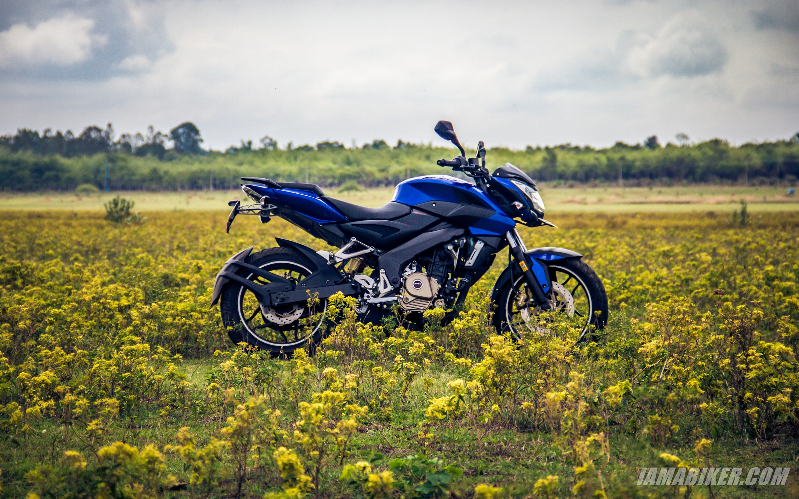 Pulsar 200 ns Wide screen 10