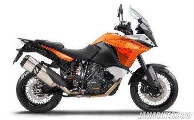 KTM 1190 Adventure R launch