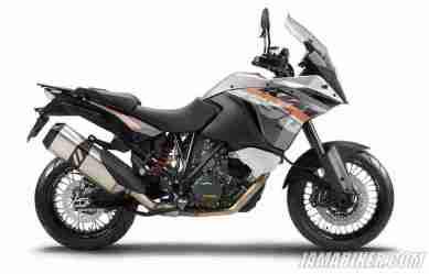 KTM 1190 Adventure details