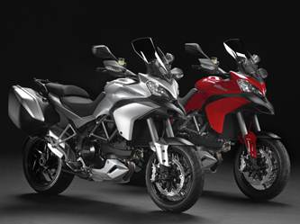 New 2013 Ducati Multistrada