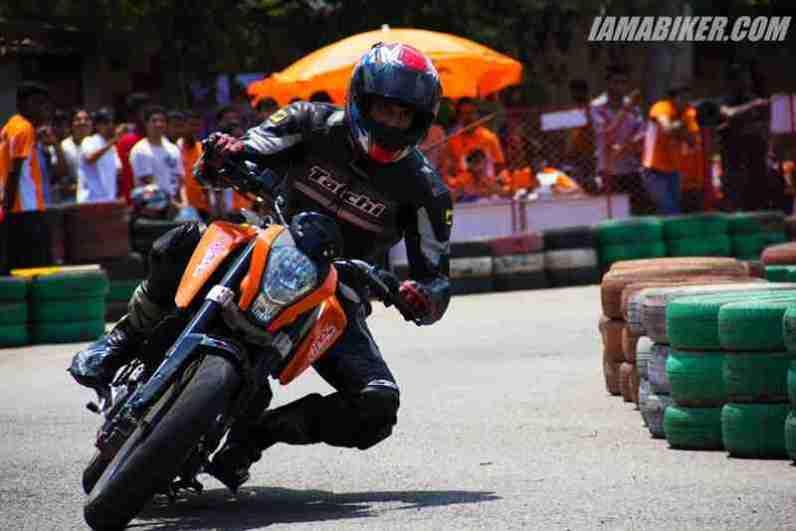ktm orange day 57