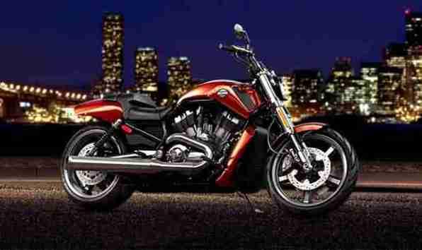 2013 Harley Davidson V-Rod Muscle - 06