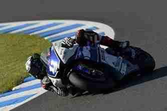 MotoGP Motegi Yamaha free practise report