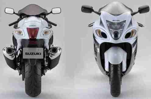 New 2013 Suzuki Hayabusa ABS 04