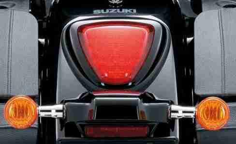Suzuki Intruder C1500T 2013 - 06