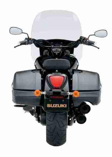 Suzuki Intruder C1500T 2013 - 08