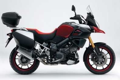 Suzuki V-Strom 1000 concept intermot 2